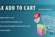 virtuemart ajax drop down cart
